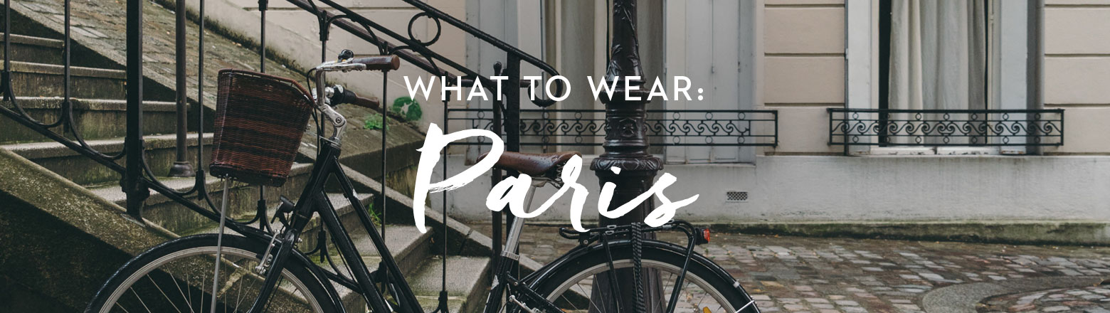 Shoptiques Fashion Trends: What to Wear in Paris
