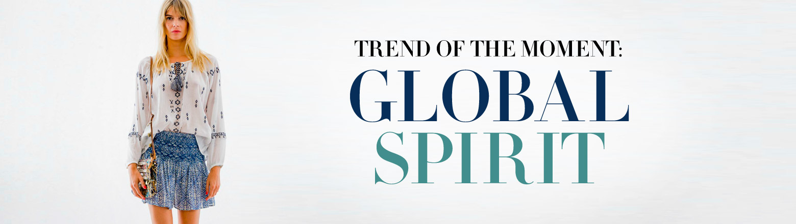 Shoptiques Fashion Trends: Global Style