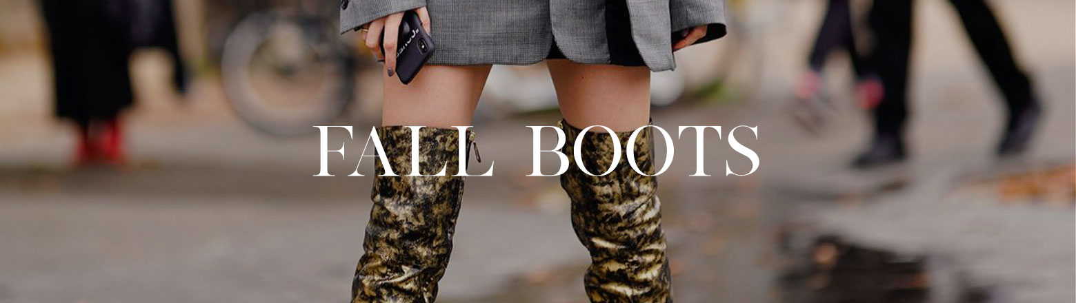 Shoptiques Fashion Trends: Fall Boots
