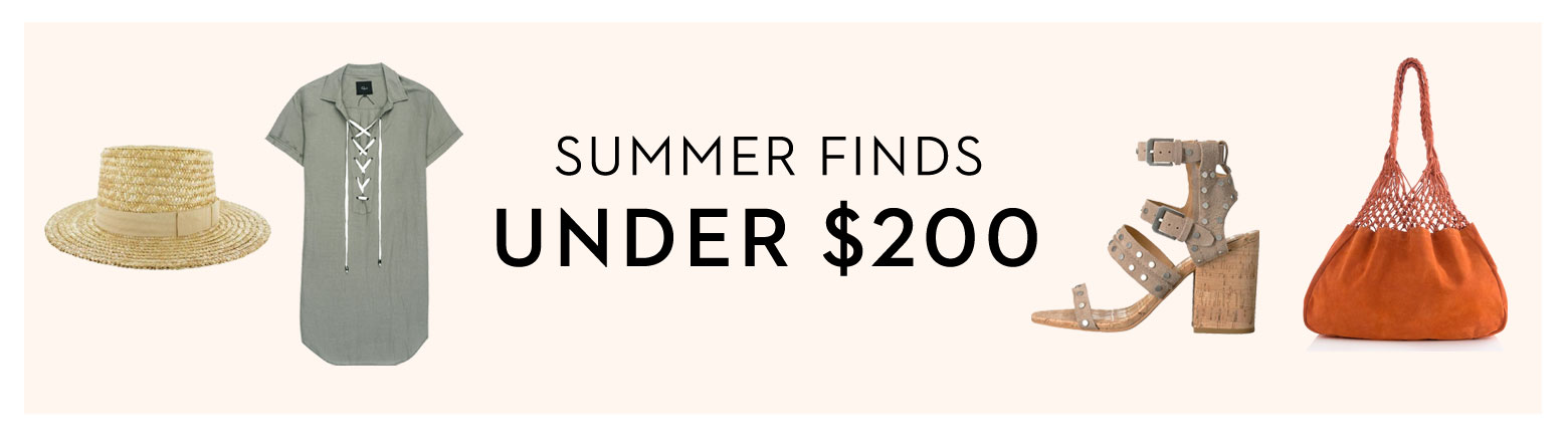 Shoptiques Fashion Trends: Summer Finds Under $200