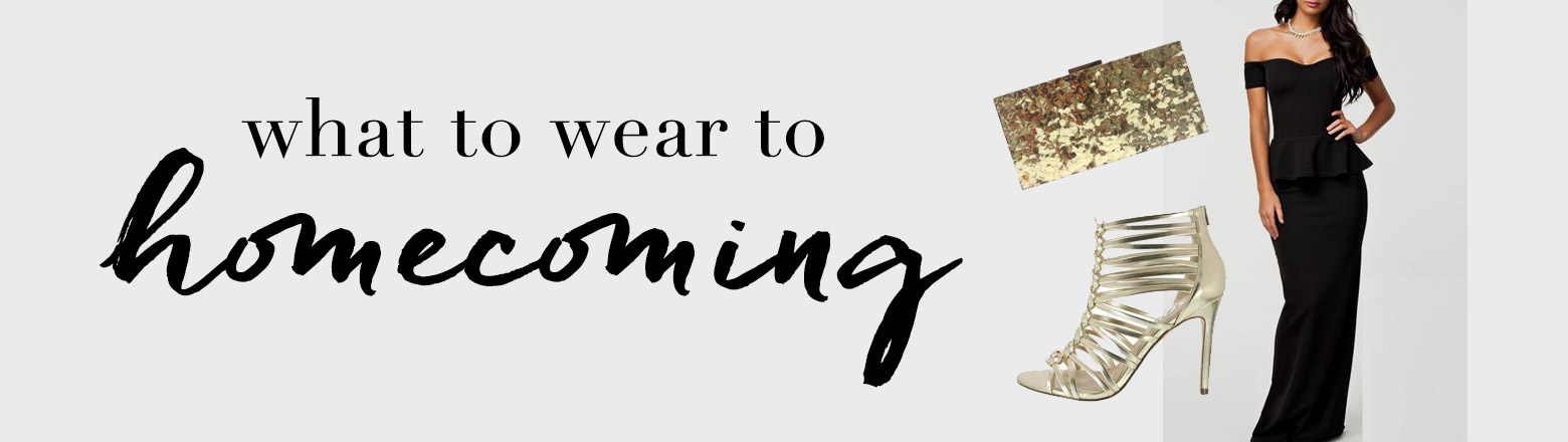 Shoptiques Fashion Trends: What to Wear: Homecoming
