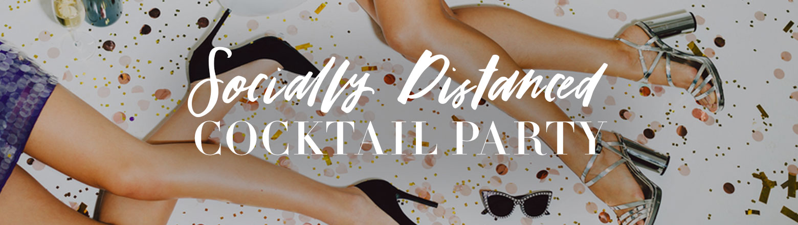 Shoptiques Fashion Trends: Holiday Dress Code: Socially Distanced Cocktail Party