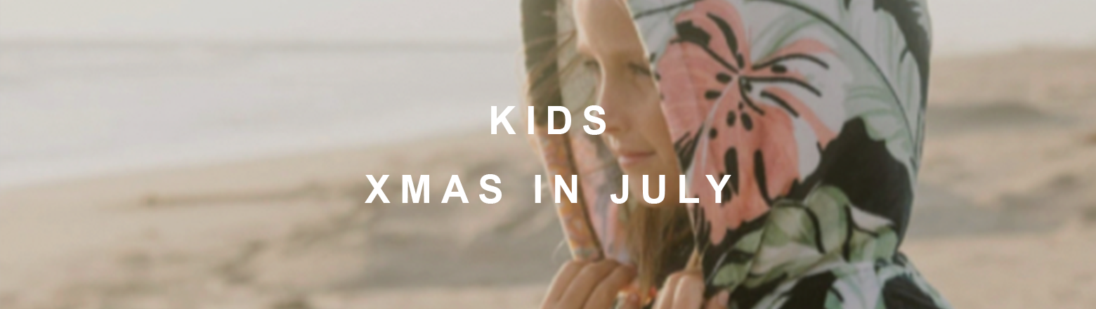 Shoptiques Fashion Trends: Christmas in July: Kids