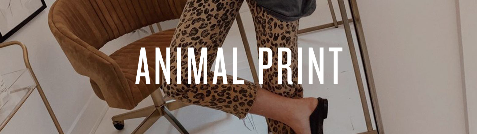 Shoptiques Fashion Trends: Fall Trend: Animal Print