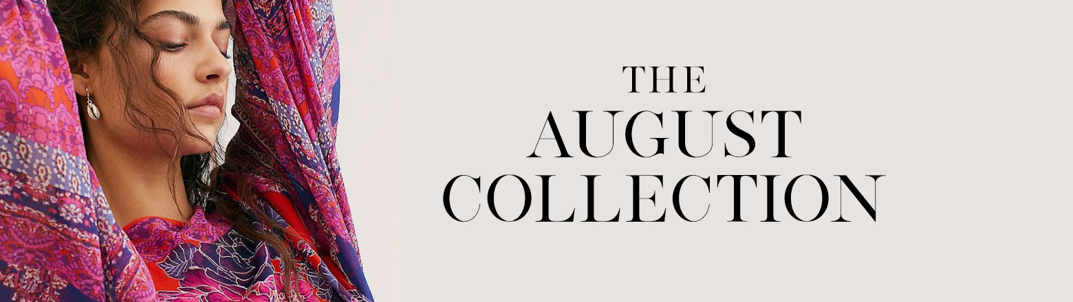 Shoptiques Fashion Trends: The August Collection