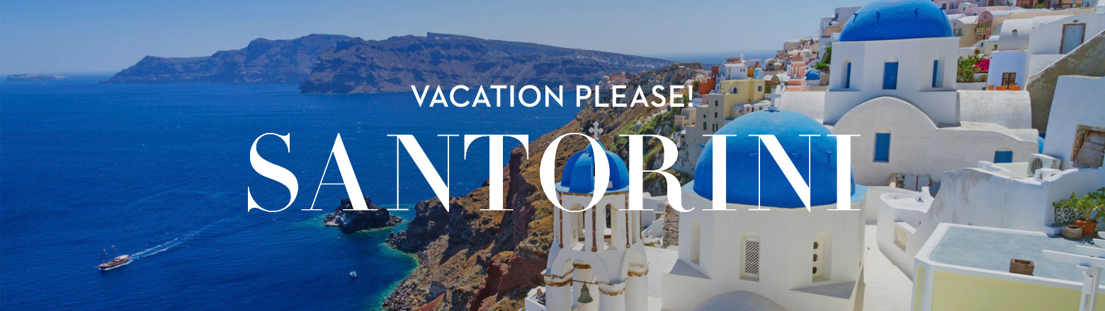 Shoptiques Fashion Trends: What to Wear in Santorini