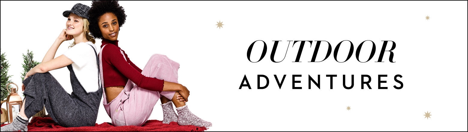 Shoptiques Fashion Trends: What to Wear: Outdoor Adventures