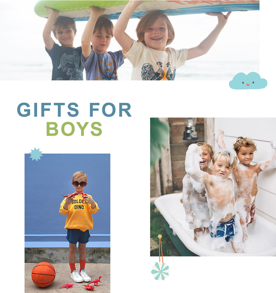 ShopKids Collection: Gifts for Boys