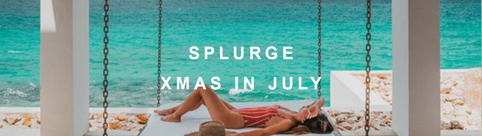 Shoptiques Fashion Trends: Christmas in July: Treat Yourself