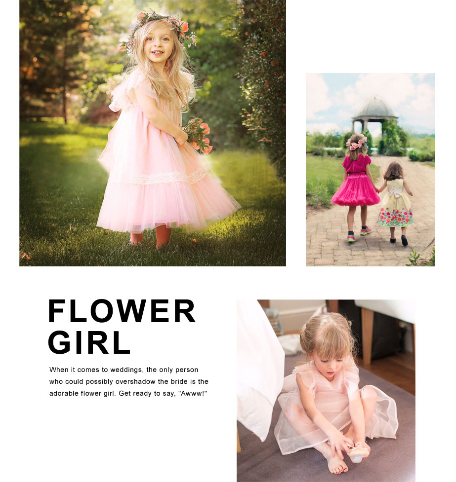 ShopKids Collection: Flower Girl
