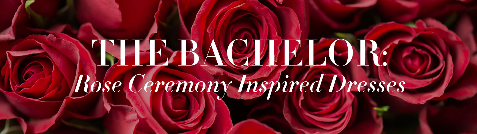 Shoptiques Fashion Trends: The Bachelor: Rose Ceremony Dress Styles