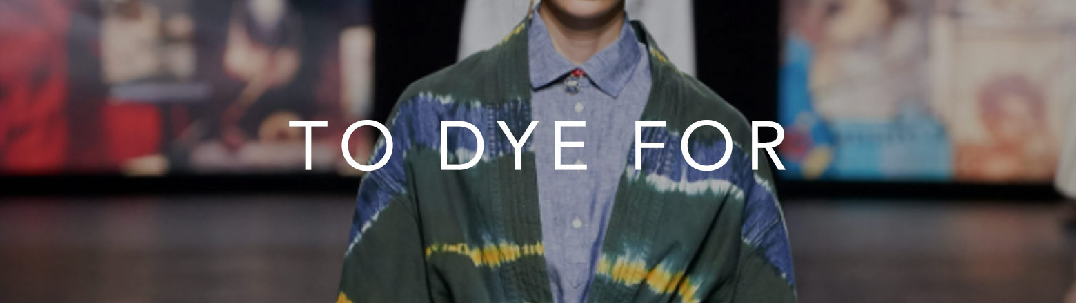 Shoptiques Fashion Trends: To Dye For