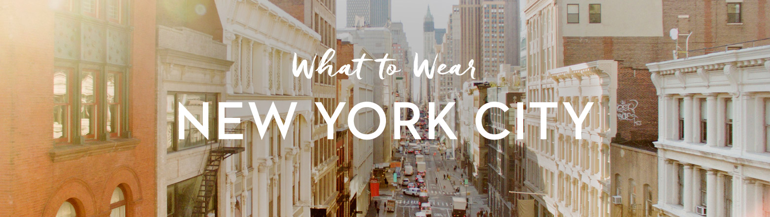Shoptiques Fashion Trends: What to Pack for a Weekend Getaway in New York City