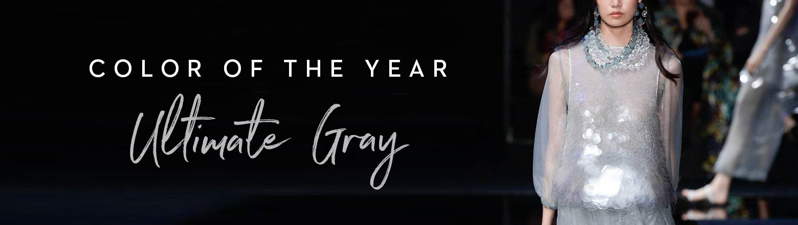 Shoptiques Fashion Trends: Color Of The Year: Grey