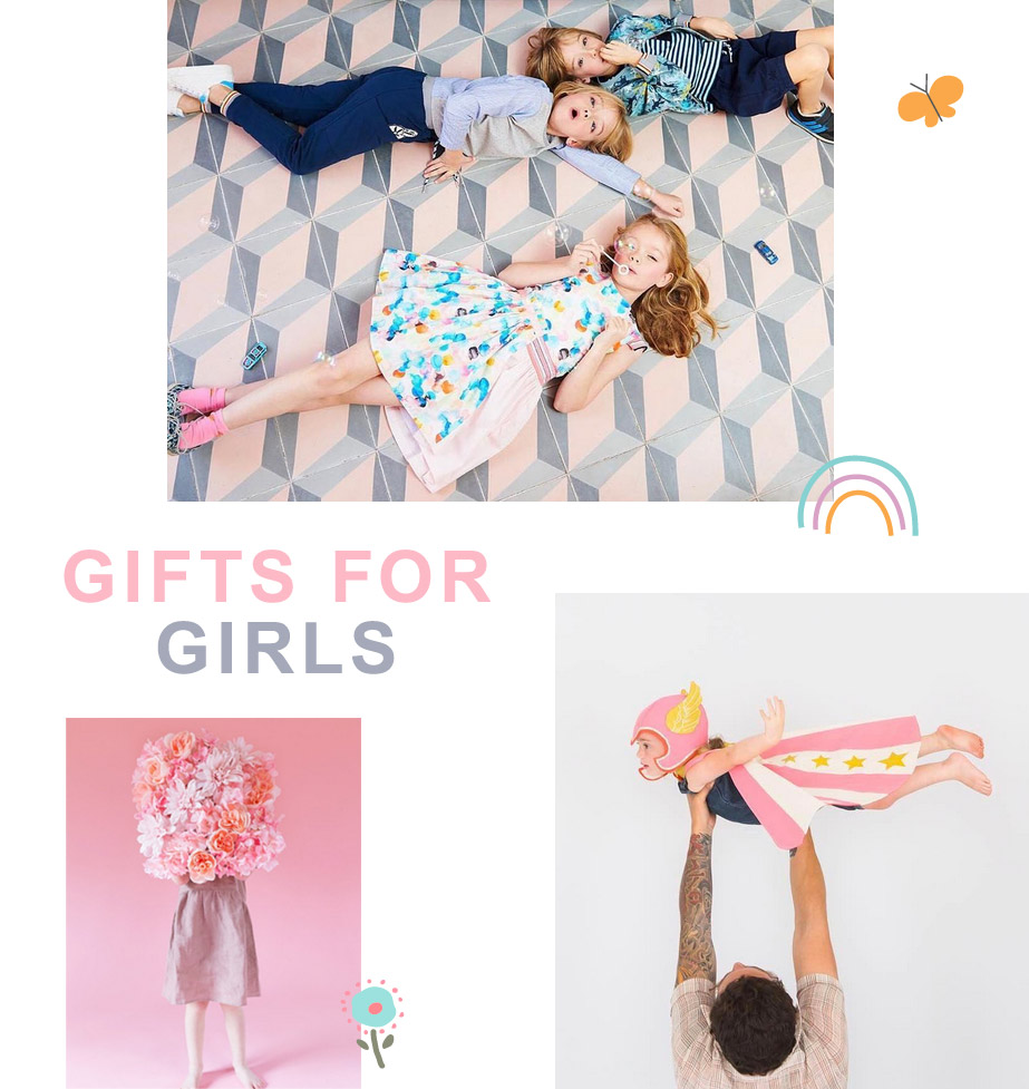 ShopKids Collection: Gifts for Girls