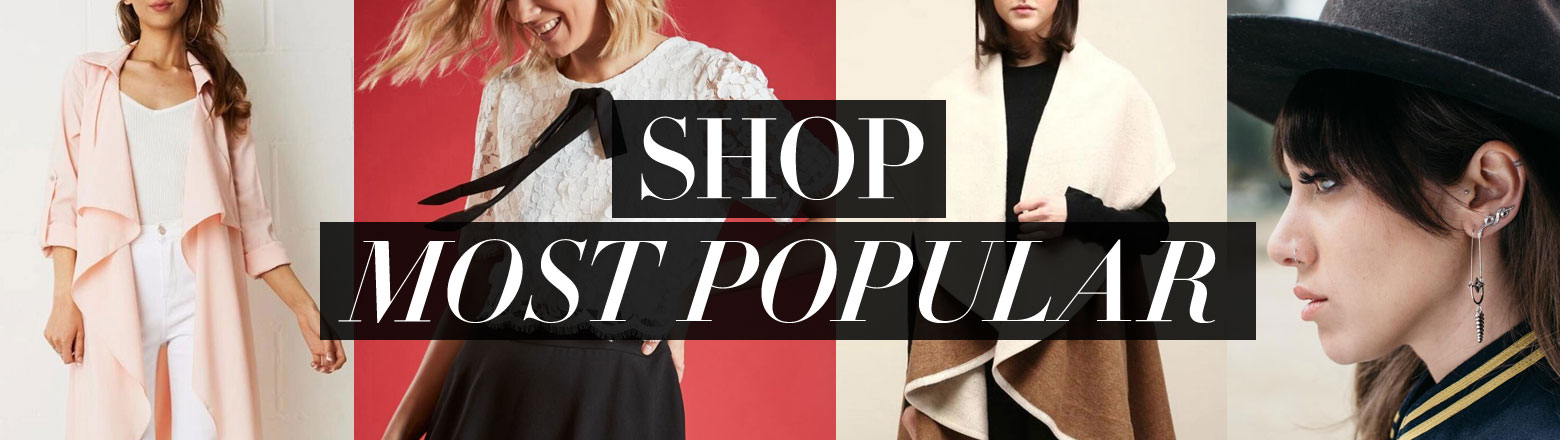 Shoptiques Fashion Trends: Fall's Best Selling Styles