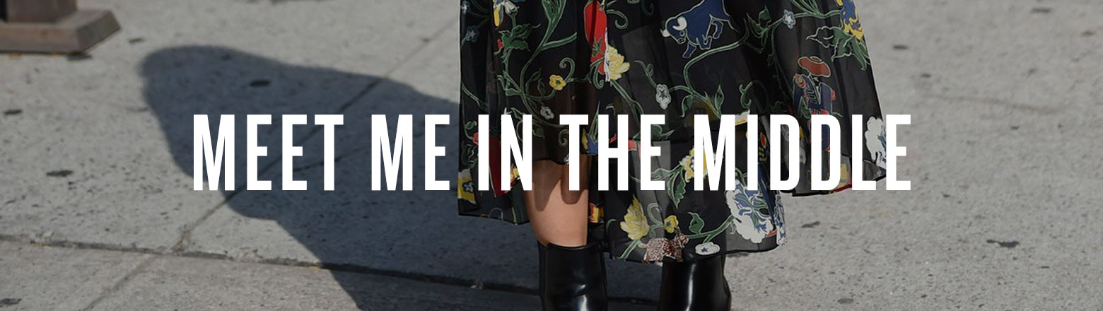 Shoptiques Fashion Trends: Meet Me in the Middle