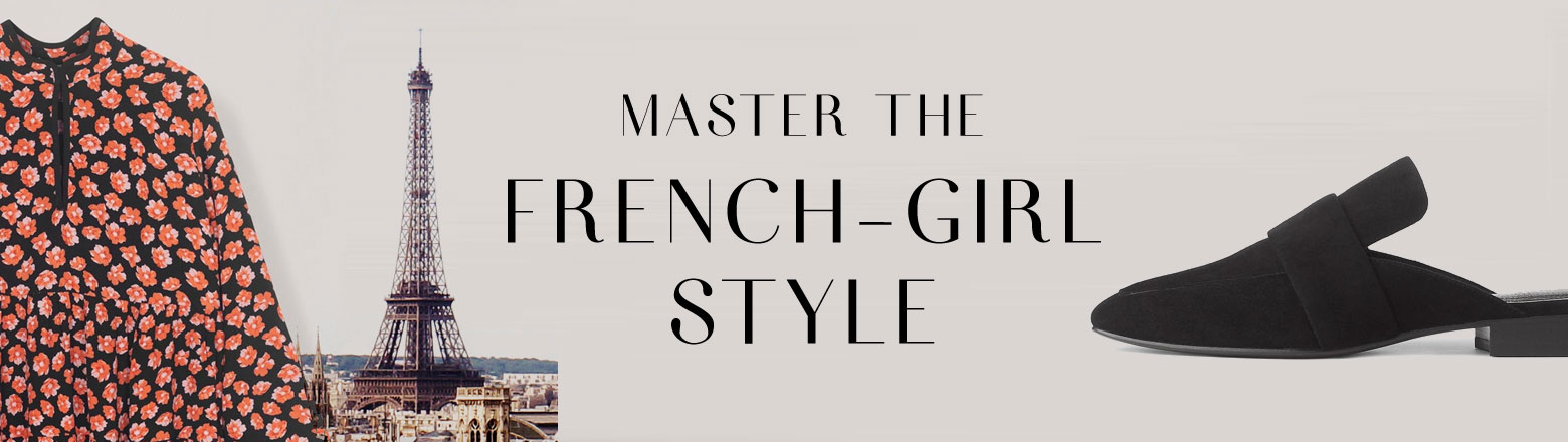 Shoptiques Fashion Trends: Master the French-girl style