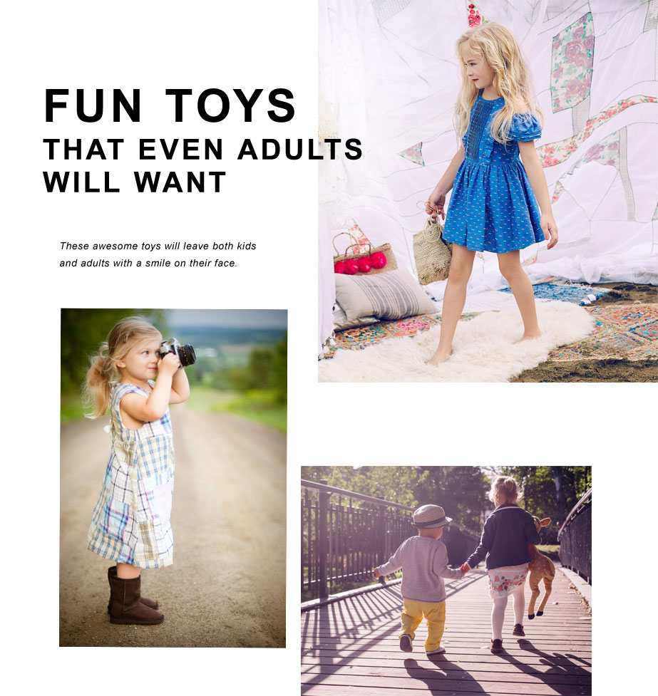 Fun Toys Even Adults Will Want