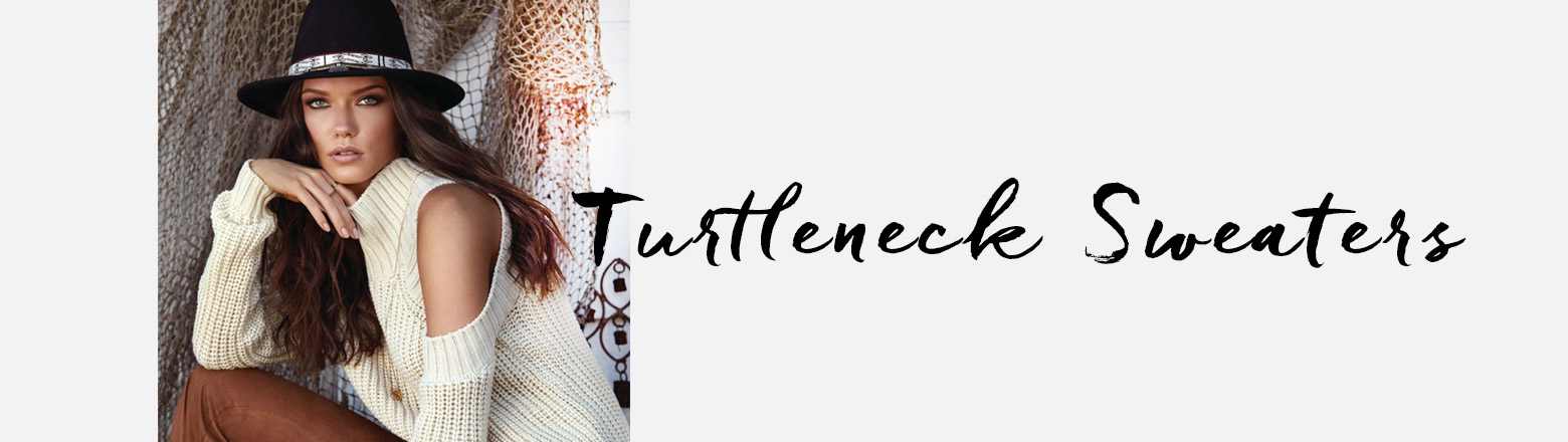 Shoptiques Fashion Trends: Sweater Guide: The Turtleneck