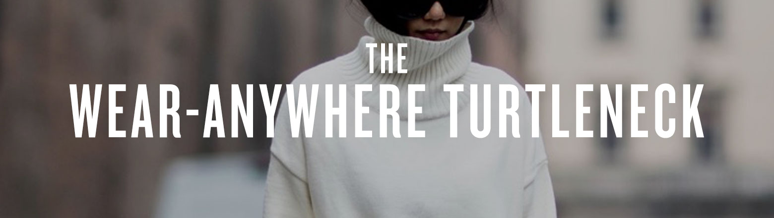 Shoptiques Fashion Trends: Wear-Anywhere Turtlenecks