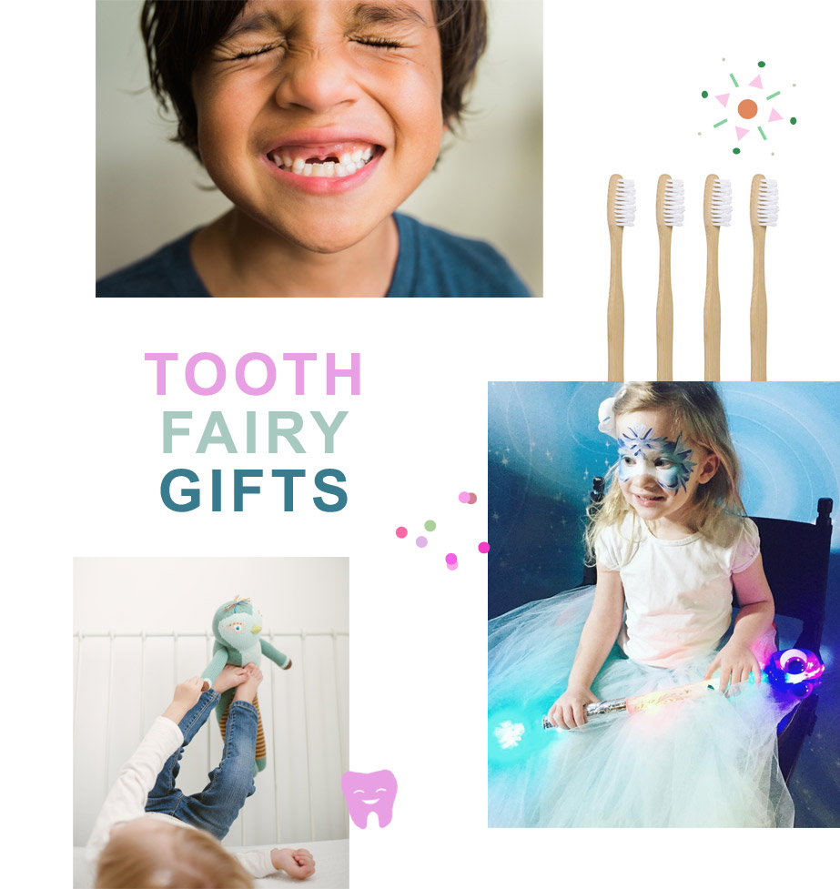 ShopKids Collection: Tooth Fairy Gifts