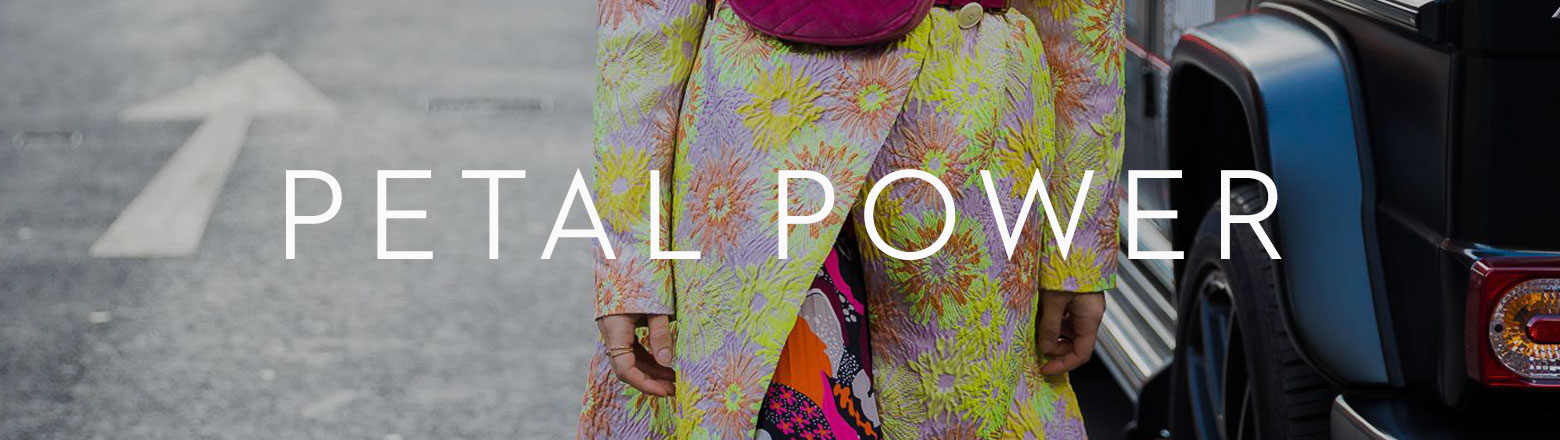 Shoptiques Fashion Trends: Petal Power