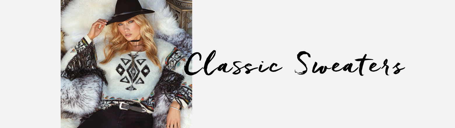 Shoptiques Fashion Trends: Sweater Guide: The Classic