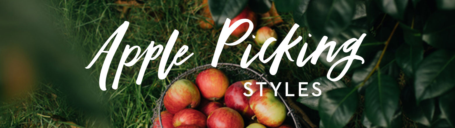 Shoptiques Fashion Trends: Fall Activity: Apple Picking