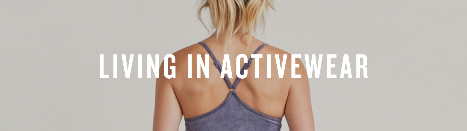 Shoptiques Fashion Trends: Living In Activewear