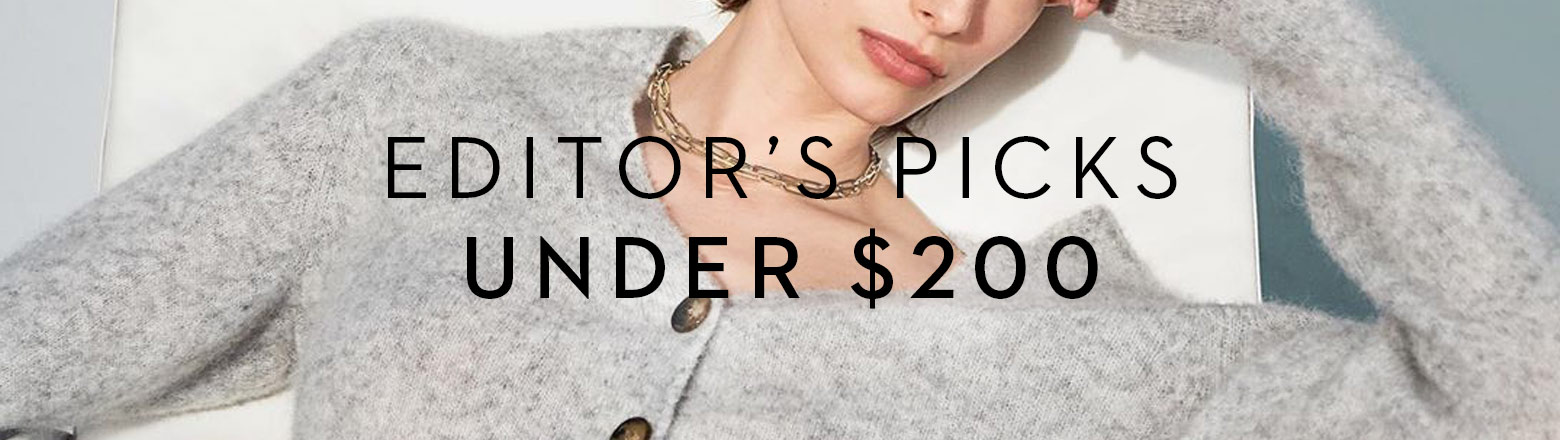 Shoptiques Fashion Trends: Editor's Pick Under $200