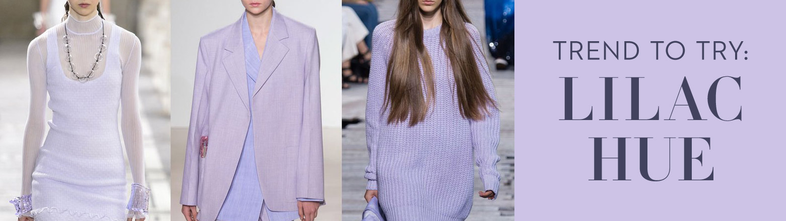 Shoptiques Fashion Trends: Color of the Moment: Lilac