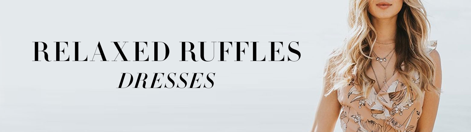 Shoptiques Fashion Trends: Dresses with Ruffles