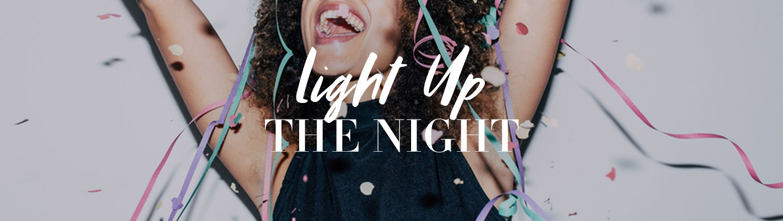 Shoptiques Fashion Trends: Holiday Dress Code: Light Up the Night
