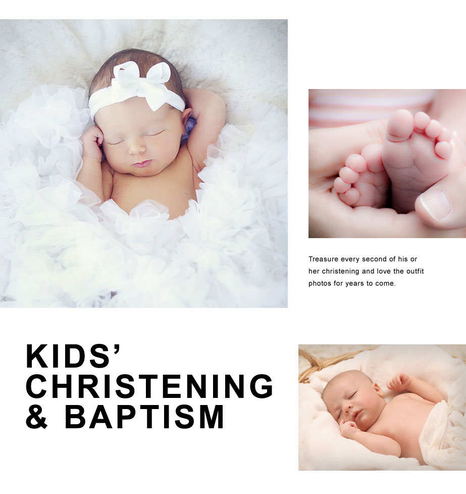 ShopKids Collection: Baptism