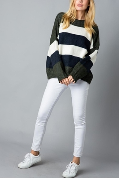 Shoptiques Product: Stormy Seas Sweater
