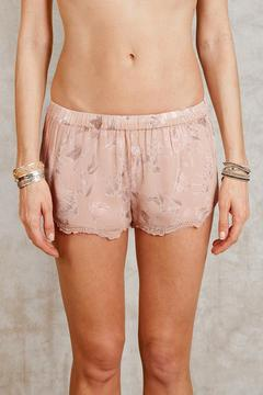 Chan Luu Moonlight Floral Shorts - Product List Image