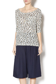 MinkPink Cool Cat Tunic Tee - Front cropped
