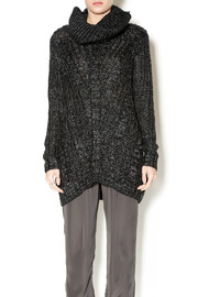 Cecico Long Knit Sweater - Front cropped