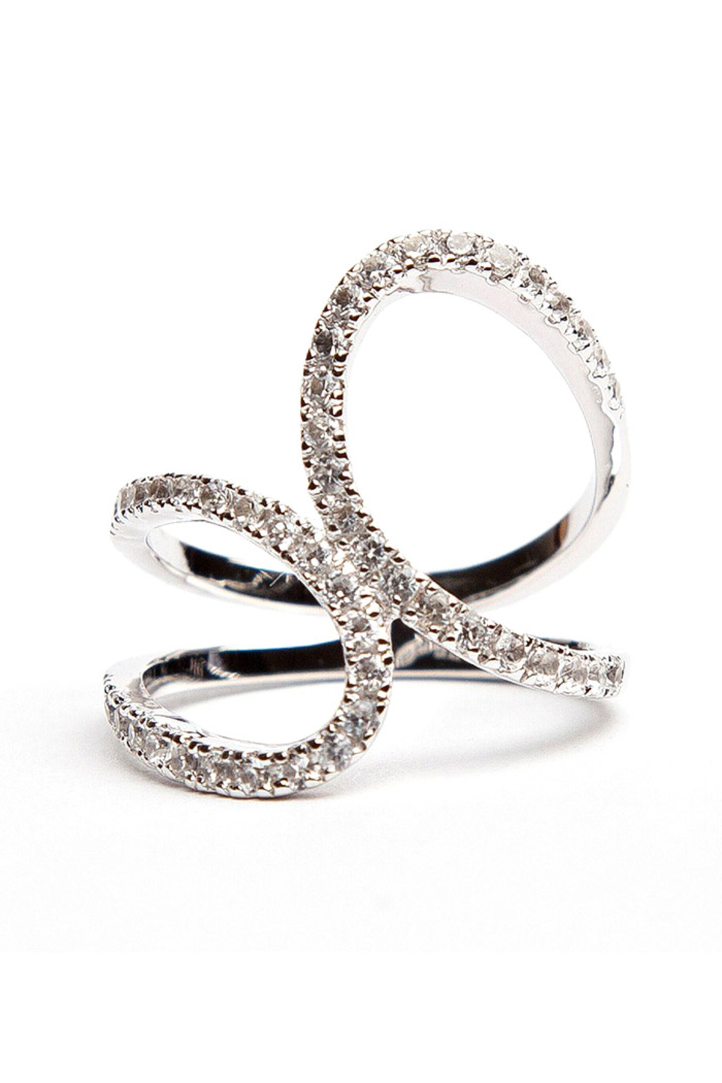 Alex Mika Infinity Ring - Main Image
