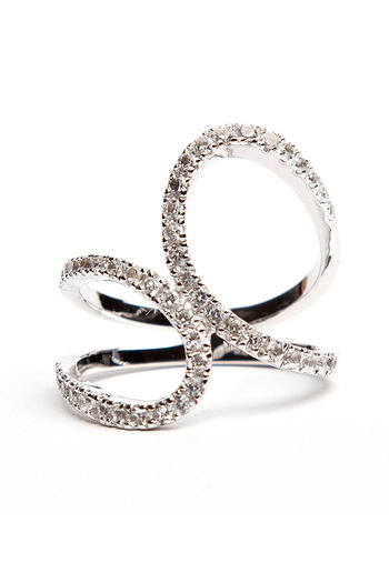Shoptiques Product: Infinity Ring - main