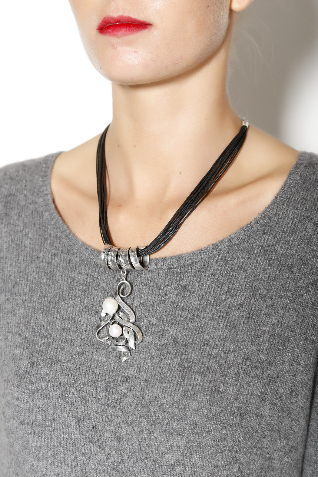 Jaqueline Kent Daryl Necklace - Front Full Image