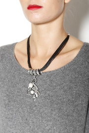 Jaqueline Kent Daryl Necklace - Front full body