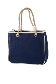 Shoptiques Product: Rope Canvas Tote