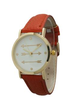 Shoptiques Product: Pointing Arrows Watch