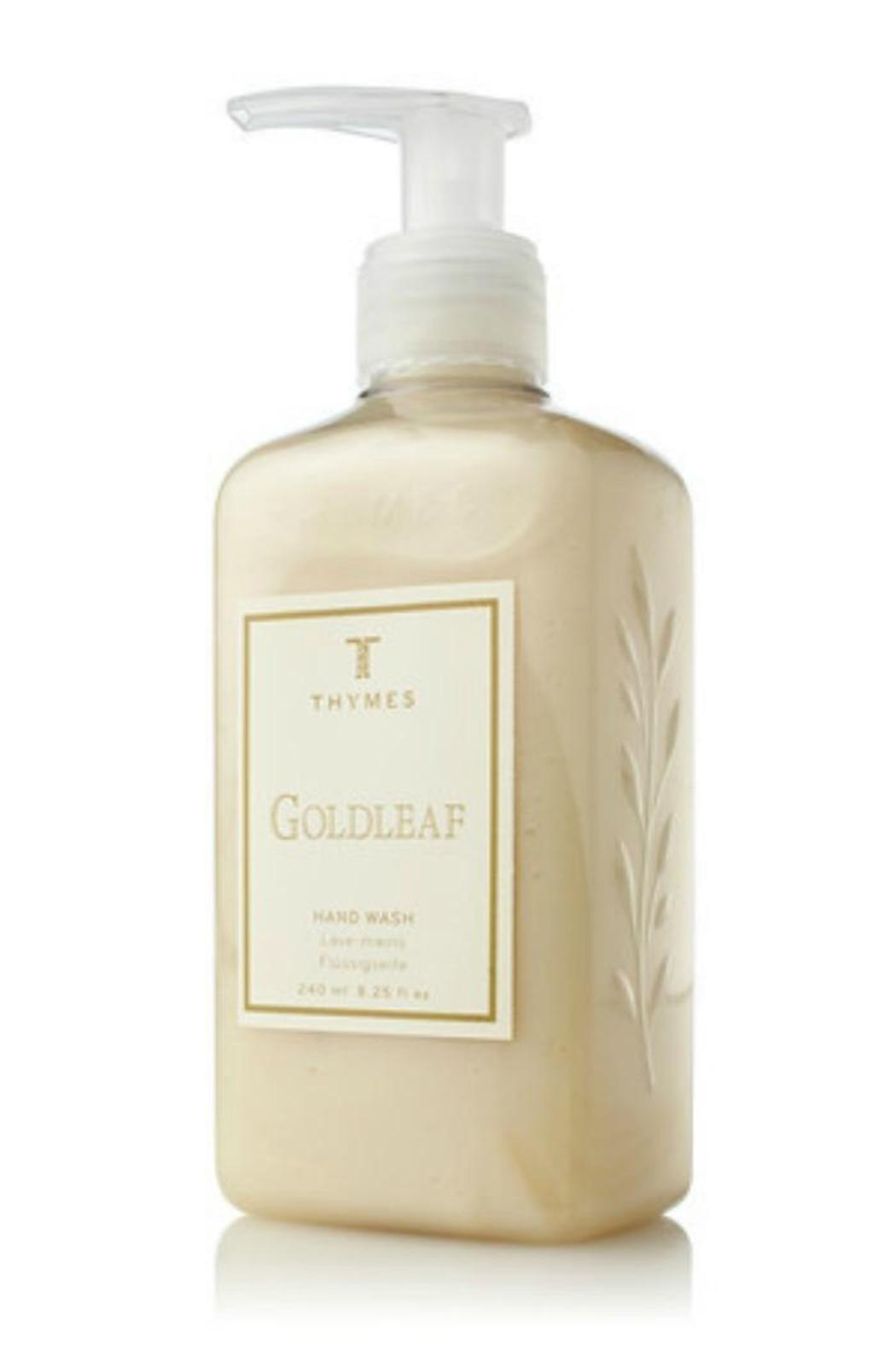Thymes Goldleaf Handwash - Main Image