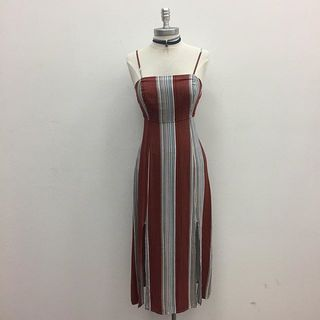 Shoptiques Chic Striped Dress