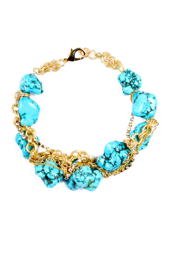 Hyla DeWitt Turquoise Necklace - Main Image