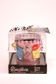 Shoptiques Product: Thankyou Charm Candle