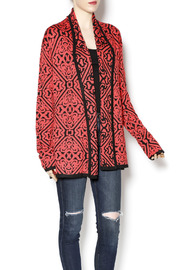 Adore Jacquard Knit Jacket - Product Mini Image